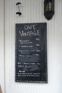 Cafe Vintage, Sandefjord