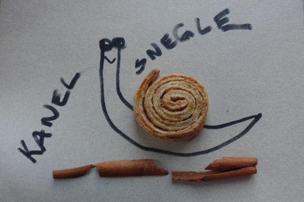 Kanelsnegle,