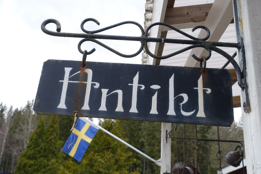 Antikviteter , Tingvalla Antik, Sverige