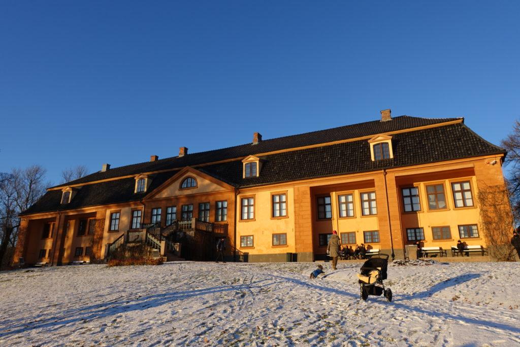 Bogstad gård