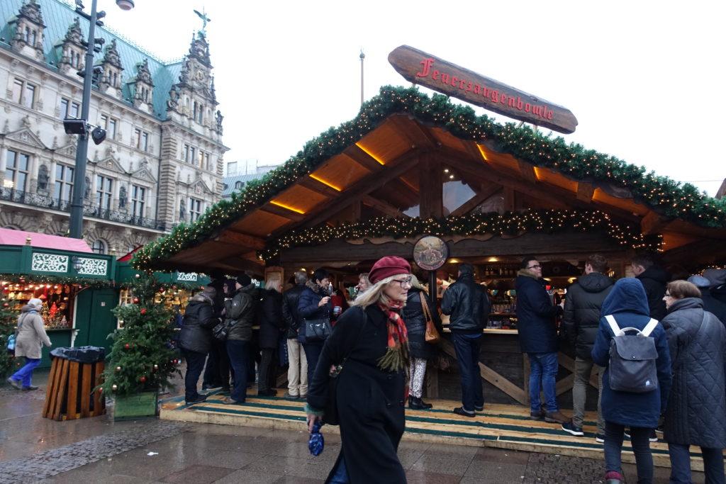 Hamburg julemarked