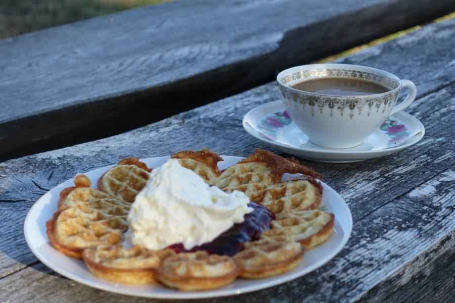 Vaffelcafe St ANna