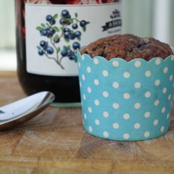 Muffins,- uten noe videre muffins