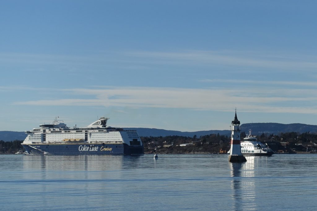 Øyhopping, oslofjorden
