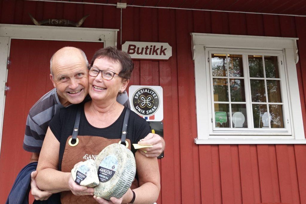En hyllest til norske ystere for deres kvalitetsarbeid og store entusiastme.